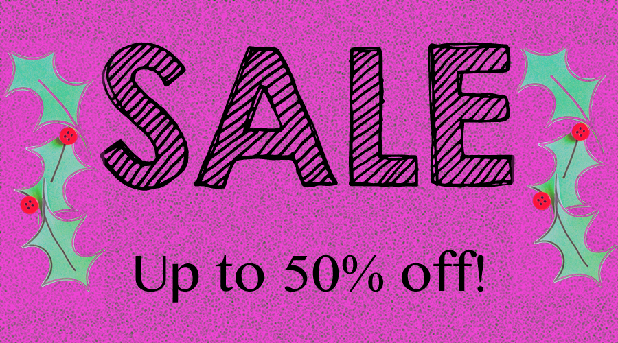 Sale Sign for Blog post