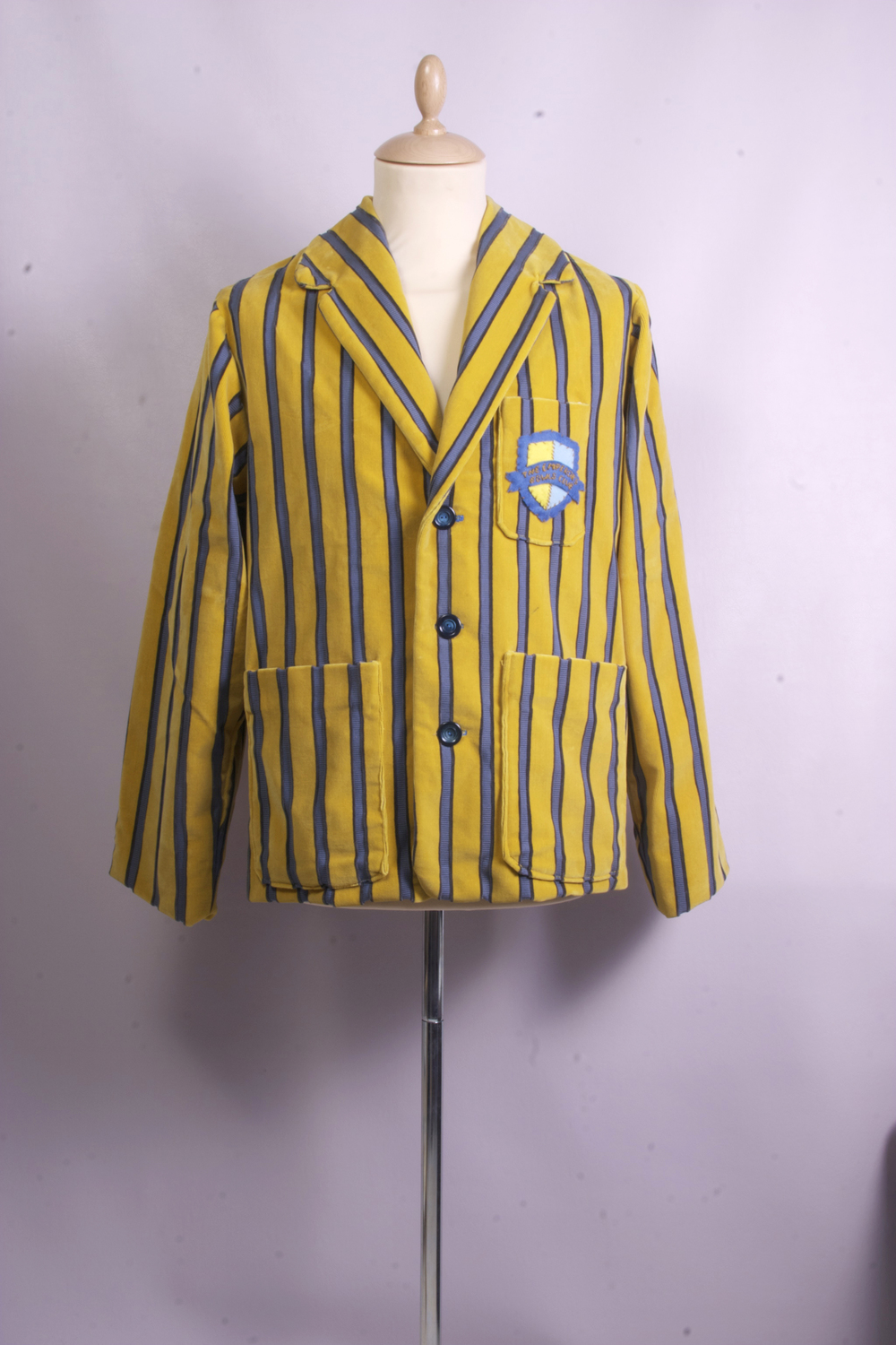 Bowls Jacket from The Emperor's Old Clothes
