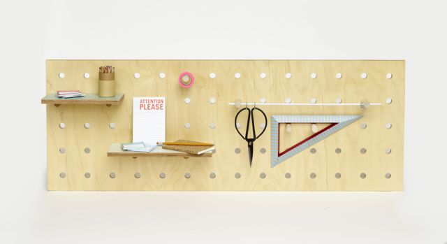 Kreisdesign Warehouse Home exclusive pegboard