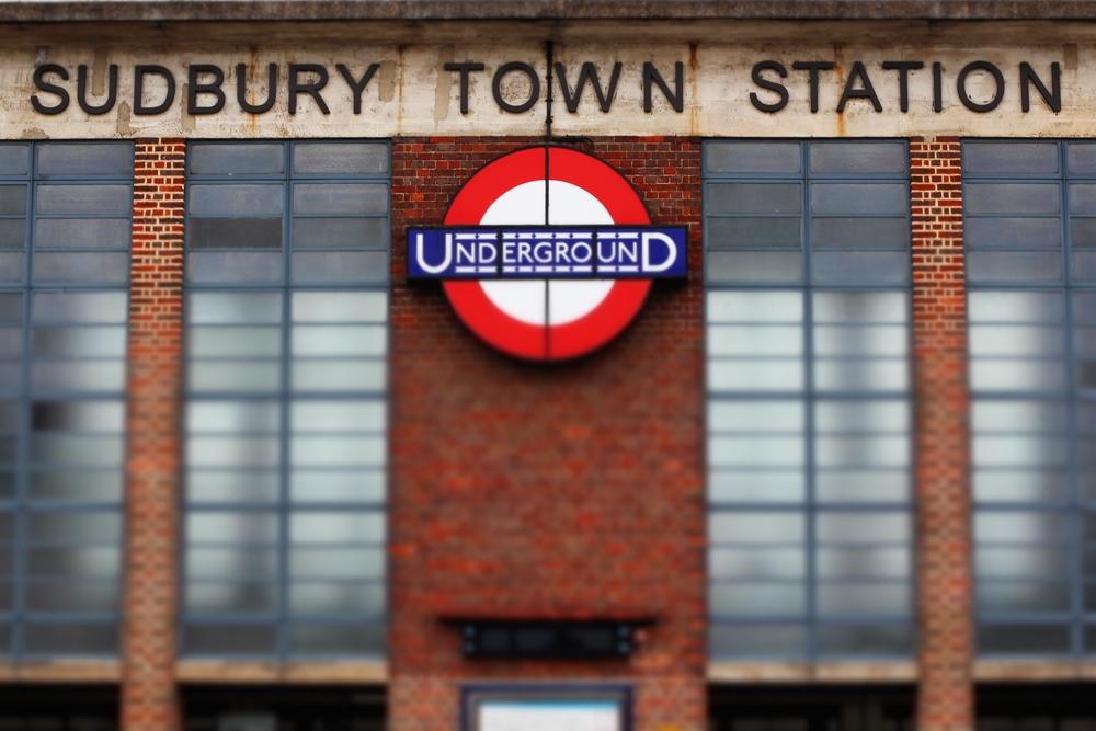 Sudbury Town Station - Image (c) Sophie Harris