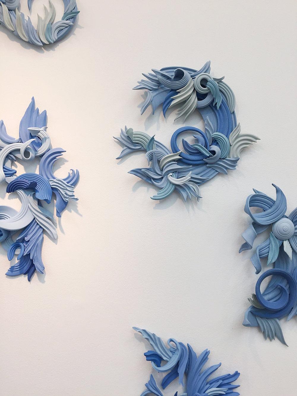 Jo Taylor at Cynthia Corbett Gallery