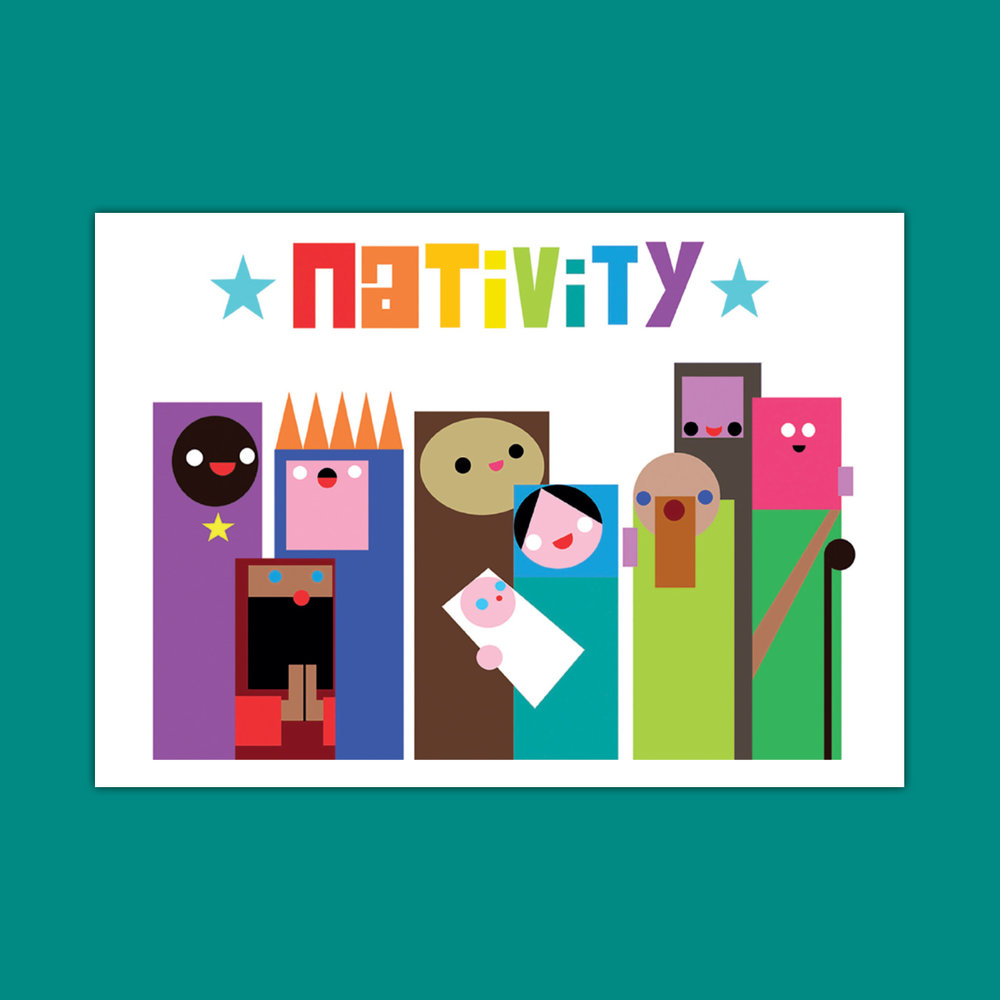 Nativity by  James Oliver