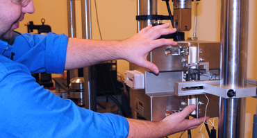 strain gage testing & strain measurements
