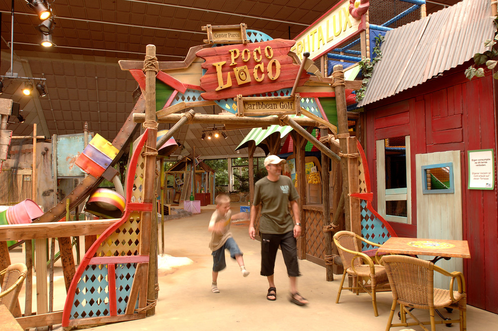 POCO LOCO CARIBBEAN GOLF <strong>| A colorful Caribbean mini golf course</strong>