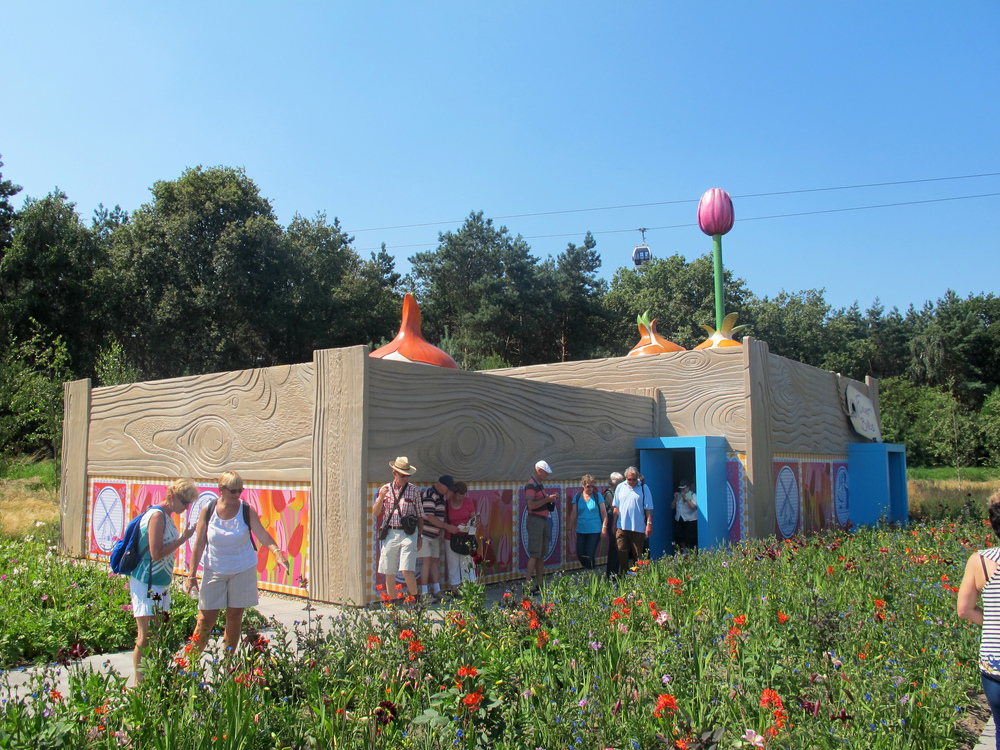 FLORIADE EXPERIENCE CENTER <strong>| A larger-than-life flower box filled with educational fun</strong>