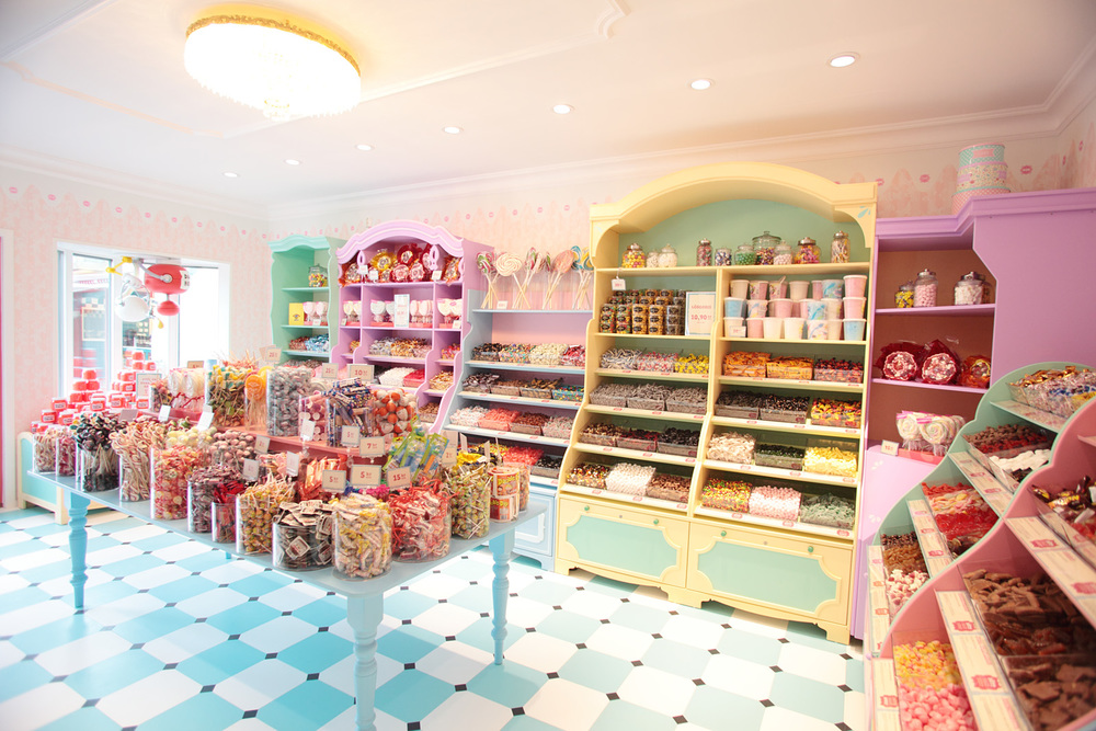 BAMSE CANDY STORE <strong>| Comic inspired Bamse candy store brought to life</strong>