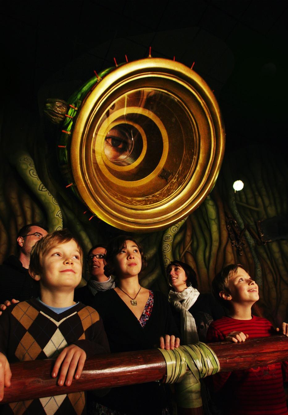"""PremioTHEA2012<strong>Premio THEA para """"Arthur Adventure 4D"""" Simulador, Futuroscope, Francia</strong>"""