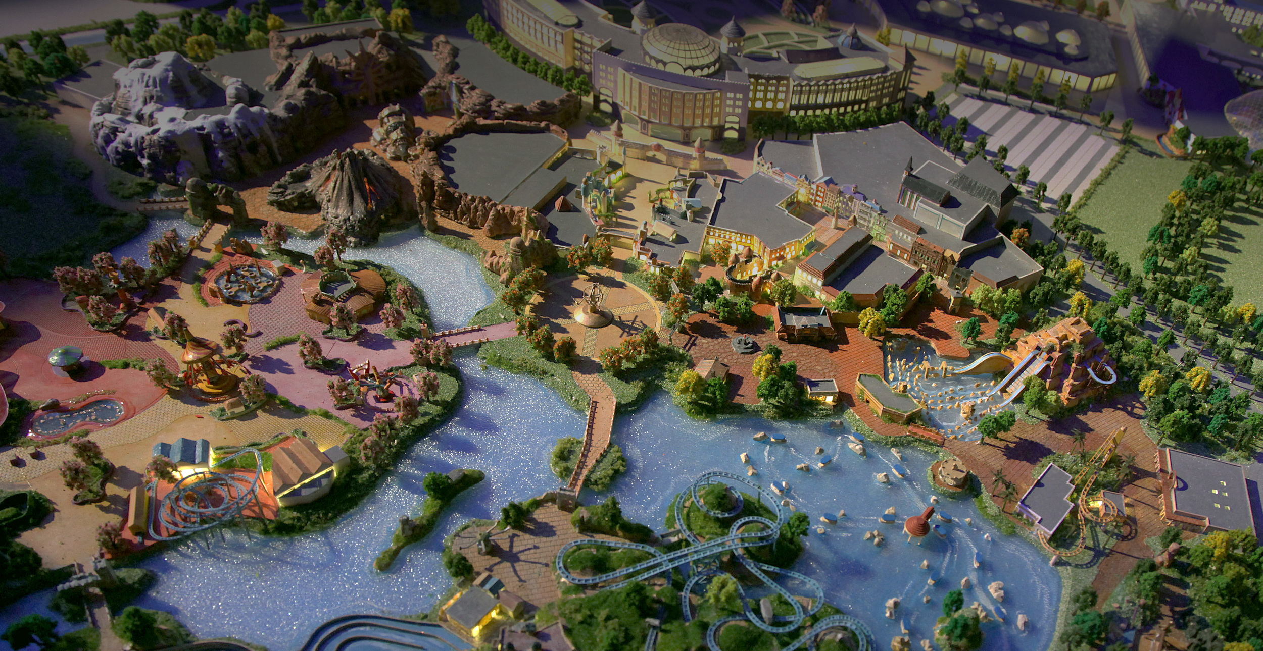 Jora Vision Theme Park Design Master Planning