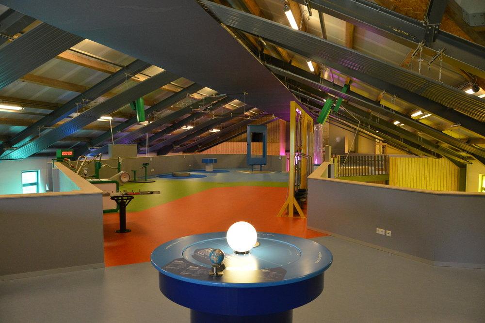 Jora vision designs pedagogical museum