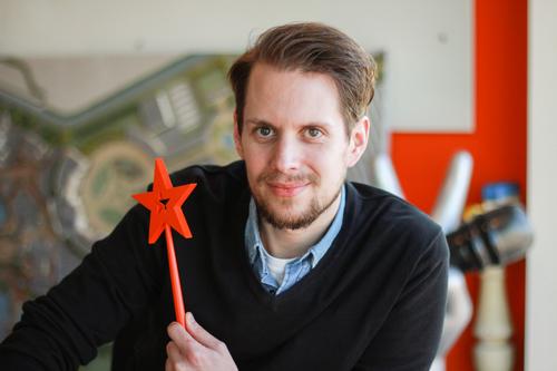Robin van der Want, Project Development Director