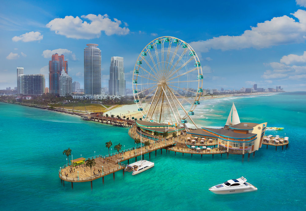 MIAMI WHEEL <strong>| A new leisure destination for Miami city</strong>