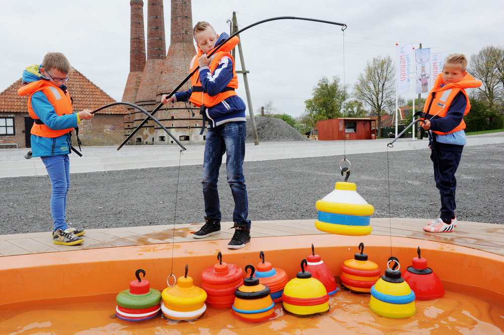 ZUIDERZEE MUSEUM <strong>| An engaging experience where children learn about and play with water.</strong>