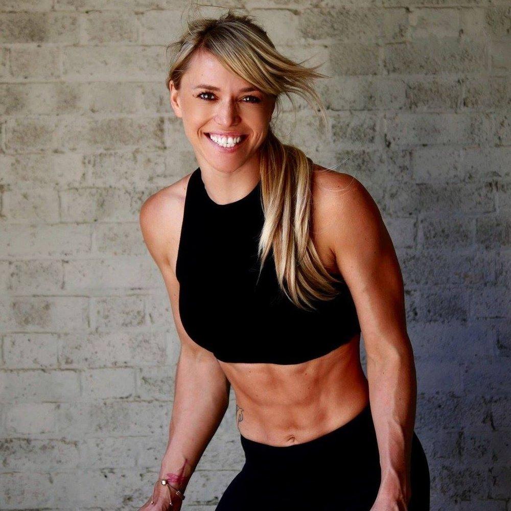 fitness presenter