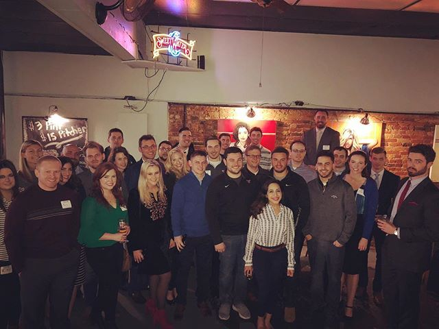 We had a great April Mixer at Avalon Downtown! We hope you all had a good time. Please join us at the May mixer at the Casual Pint in Boardman on Thursday, May 17th from 5:30-8pm.  #networking #mixer #young #professional #business #law #accountants #pizza #beer #community