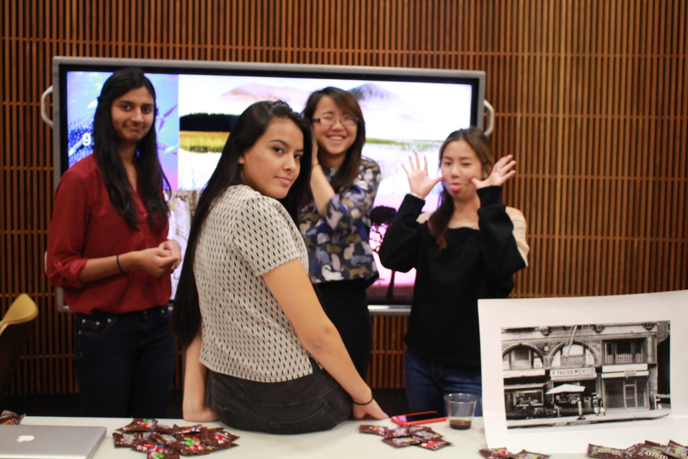 Tanuja Mohan, Cristina Morales, Katherine Ye Xiong, Uracha Chaiyapinunt