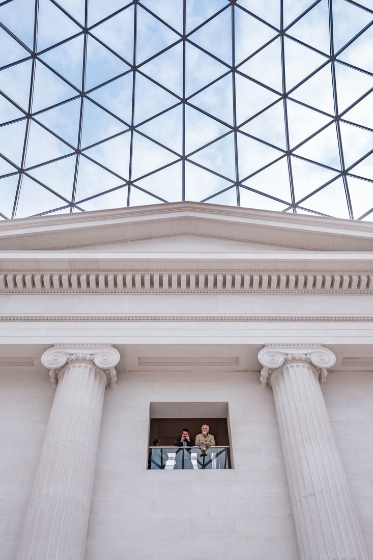 The British Museum, London - Fujifilm X-T2 & XF23mm F1.4
