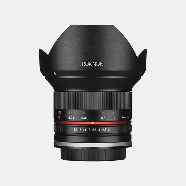 Samyang/Rokinon 12mm F2