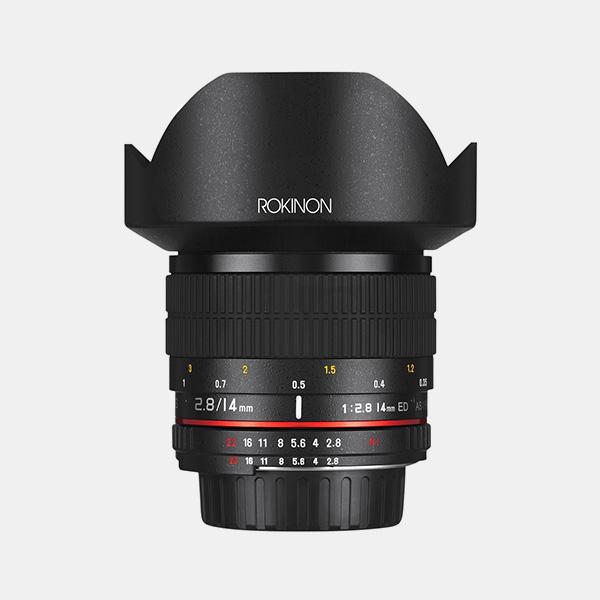 Samyang/Rokinon 14mm F2.8