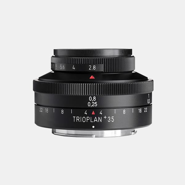 Trioplan 35+ 35mm F2.8
