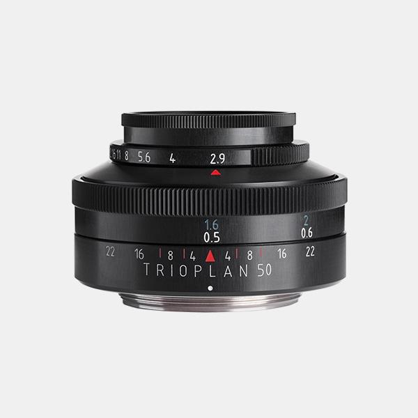 Trioplan 50mm F2.9