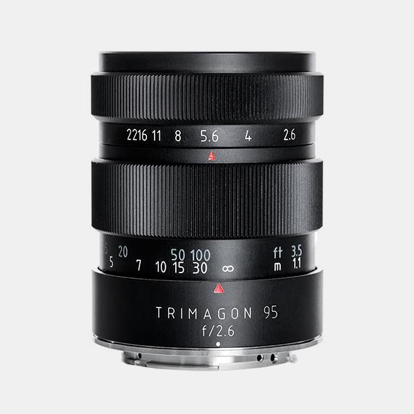 Trimagon 95mm F2.6