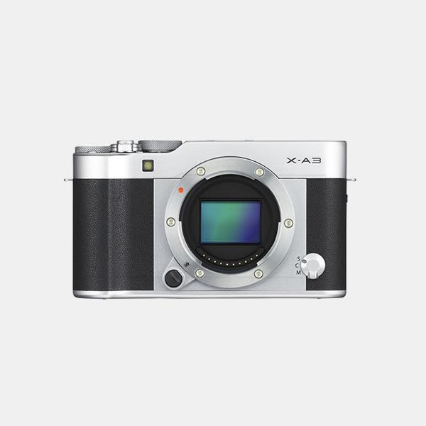 Fujifilm X-A3 (October 2016)