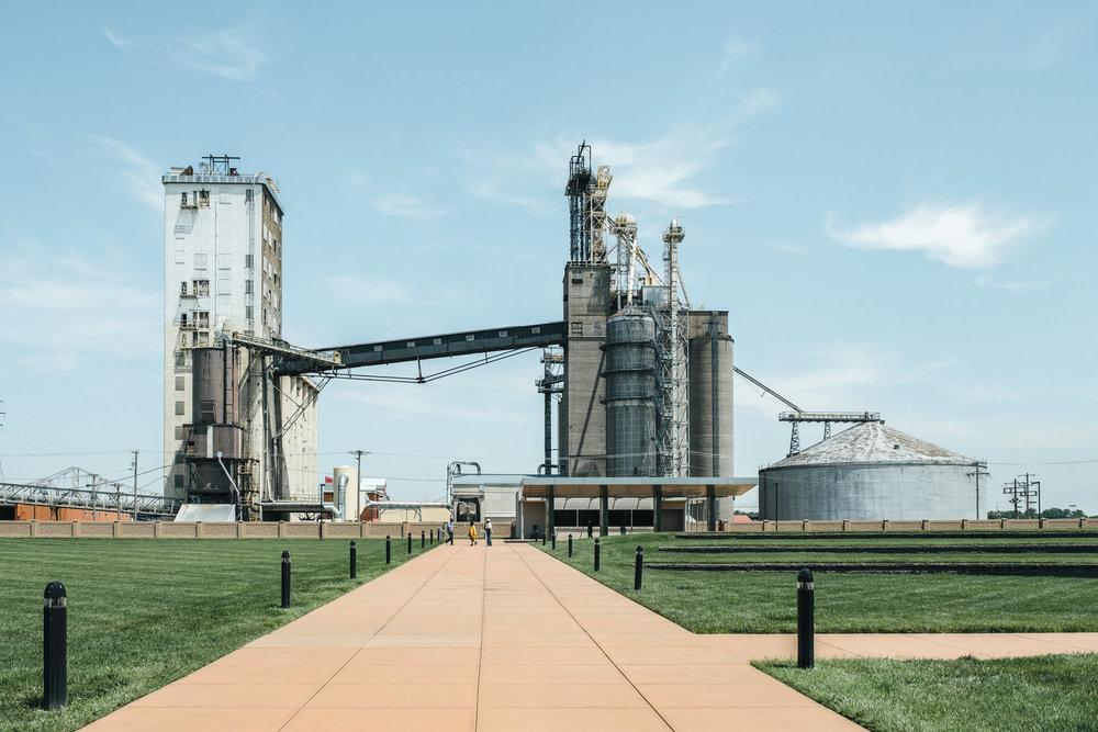 A factory near St Louis, MO.