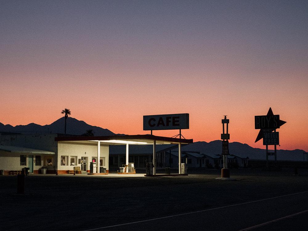 Route 66, California —  Fujifilm XT2  and  XF35mm F1.4