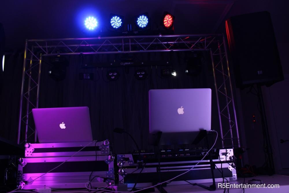 Example DJ Setup