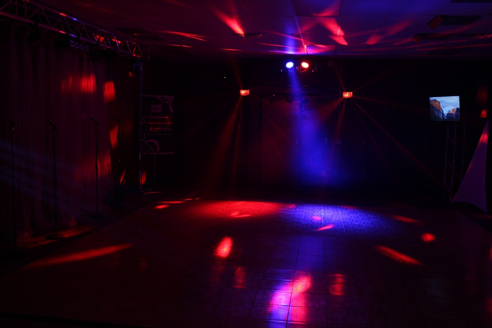 DJ Event Lighting