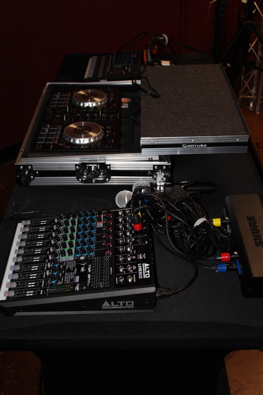 Mixer/Controller