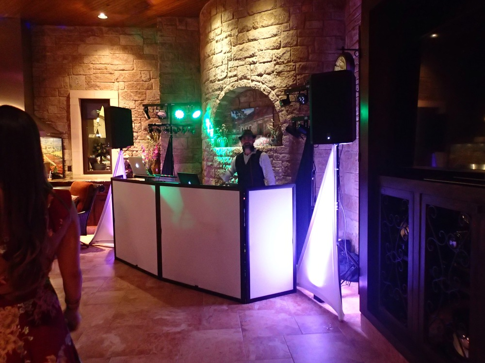 DJ Event Lighting - Level 2 Package