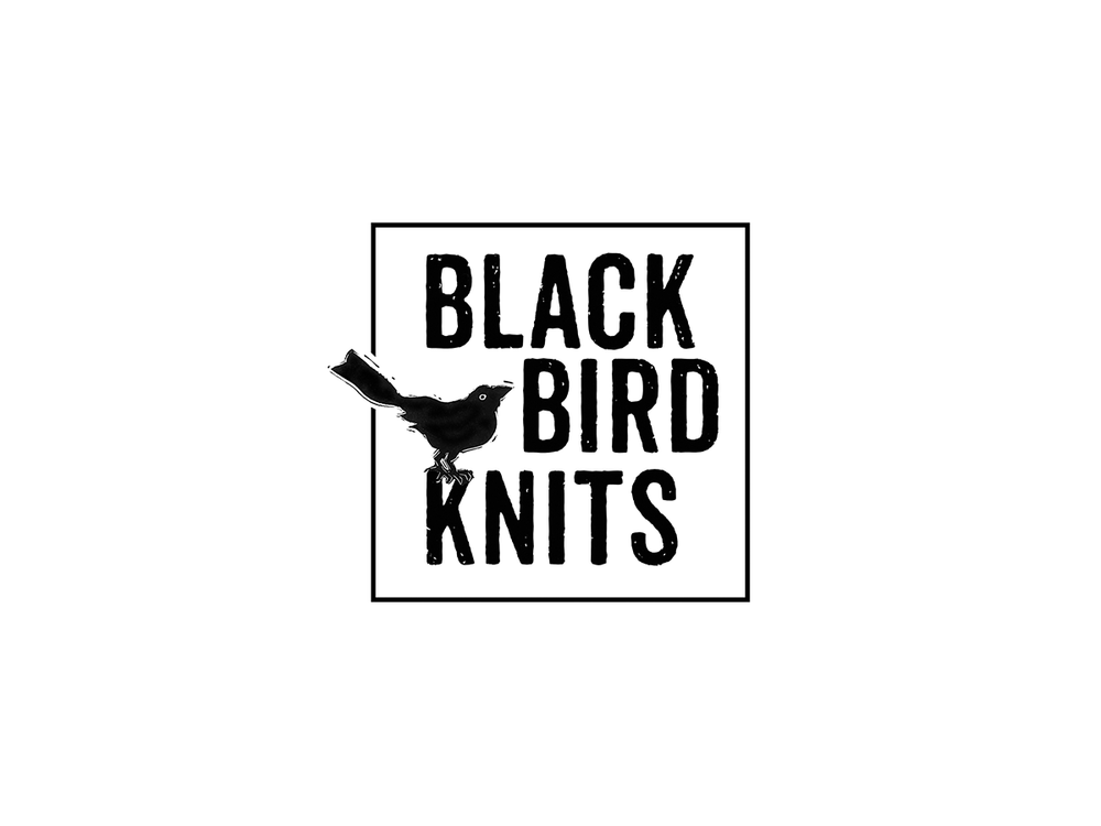 Black Bird Knits logo