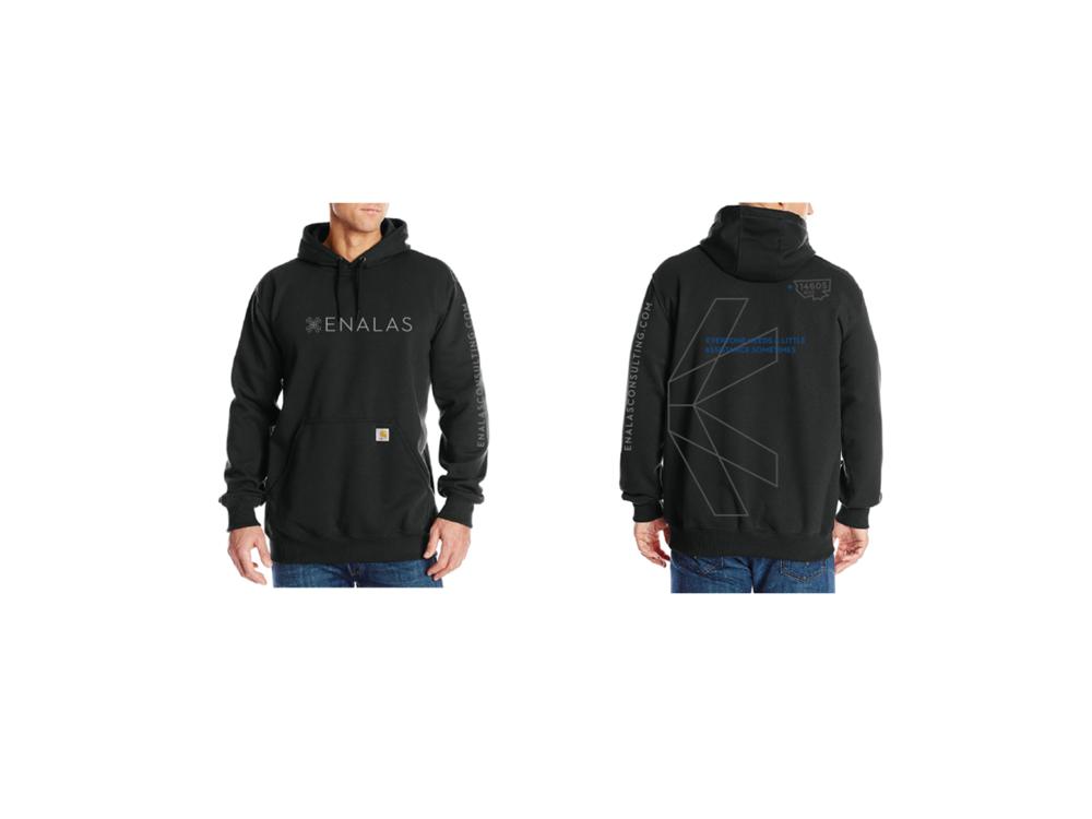 Enalas hoodie design