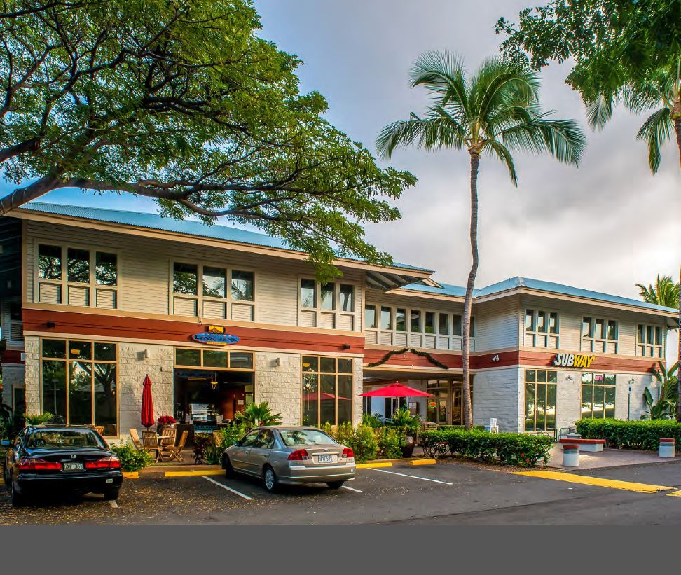 Waikoloa Highlands Center