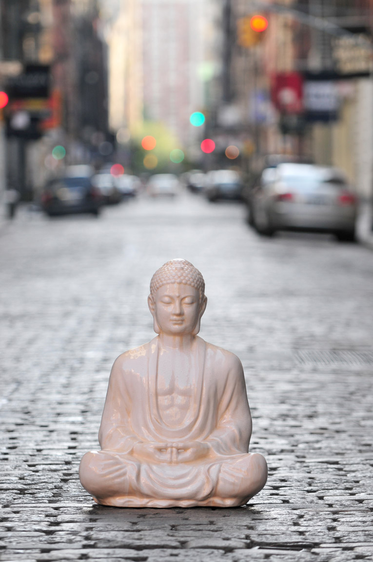 Buddha & Spring Street