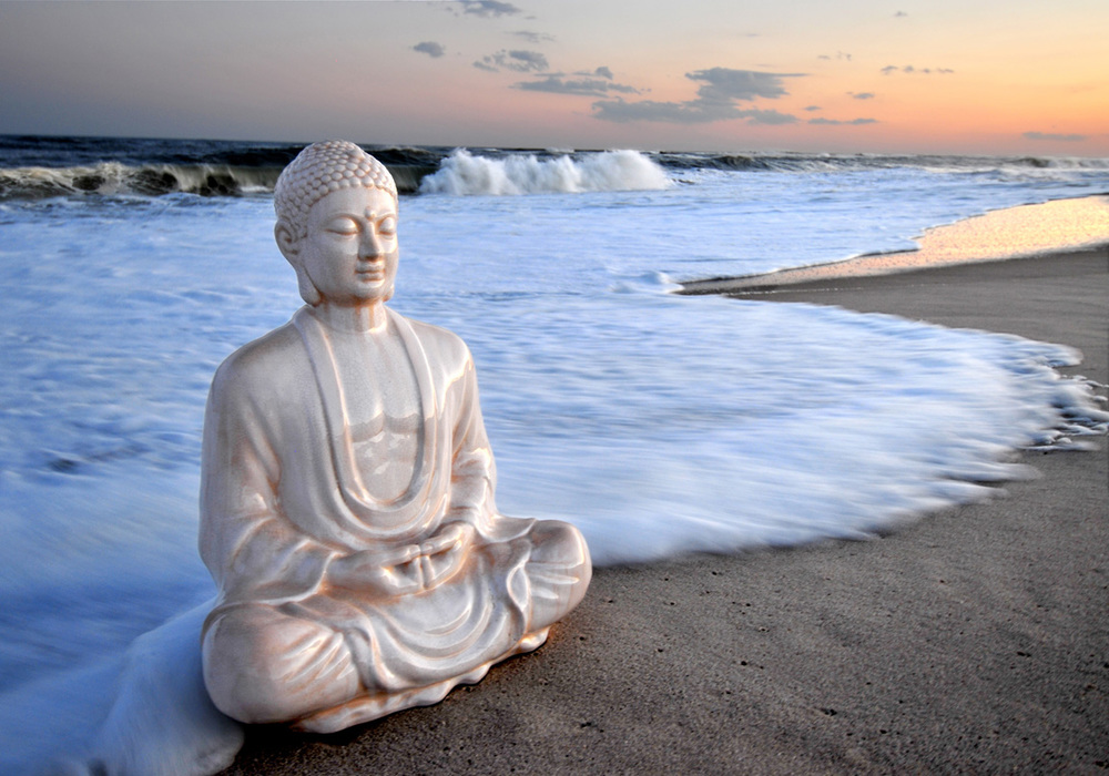 Buddha & Blue Ocean, Southhampton