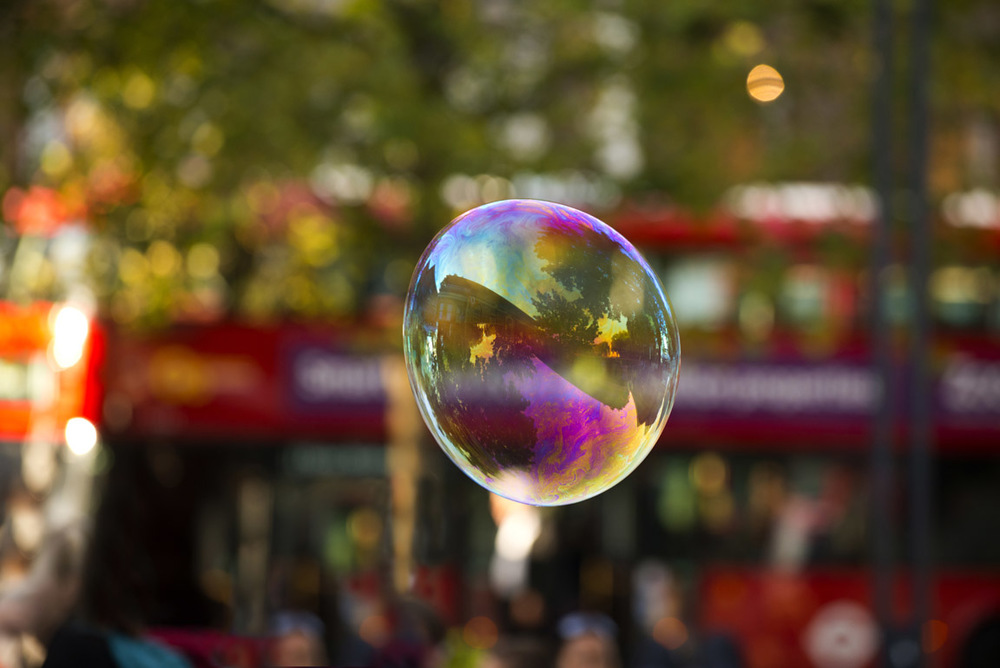 Chelsea Bubble, Kings Road, London