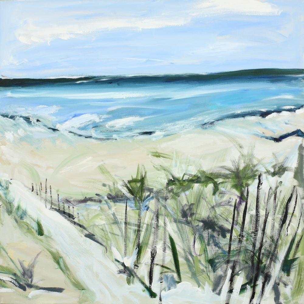 Beach IV 36 x 36