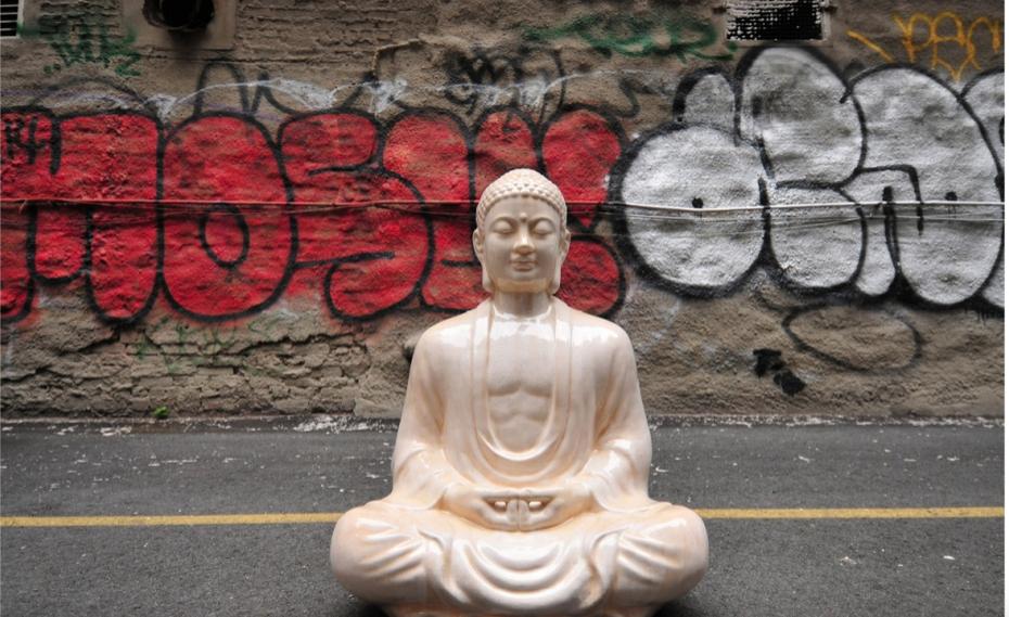 KK.Buddha & Graffiti