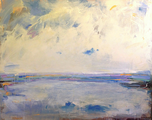 Above and Below  48 x 60
