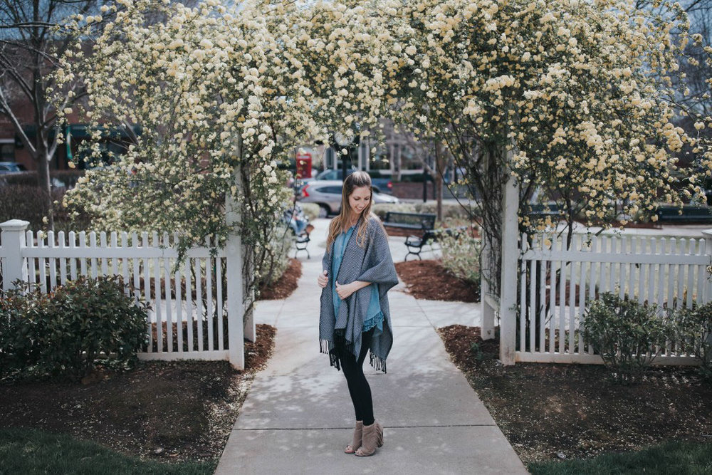 DEAR NOVEMBER DAYS - Fashion and lifestyle blogger in Charlotte, NC. When I'm not typing on the computer, I'm taking photos, editing them, or playing with my two little girls.