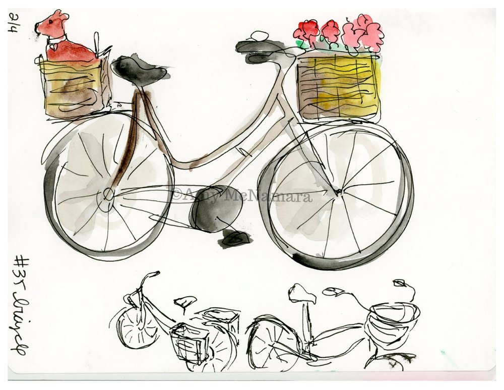 no.35 Bicycle