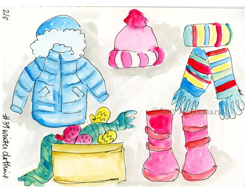 no.39 Winter Clothing