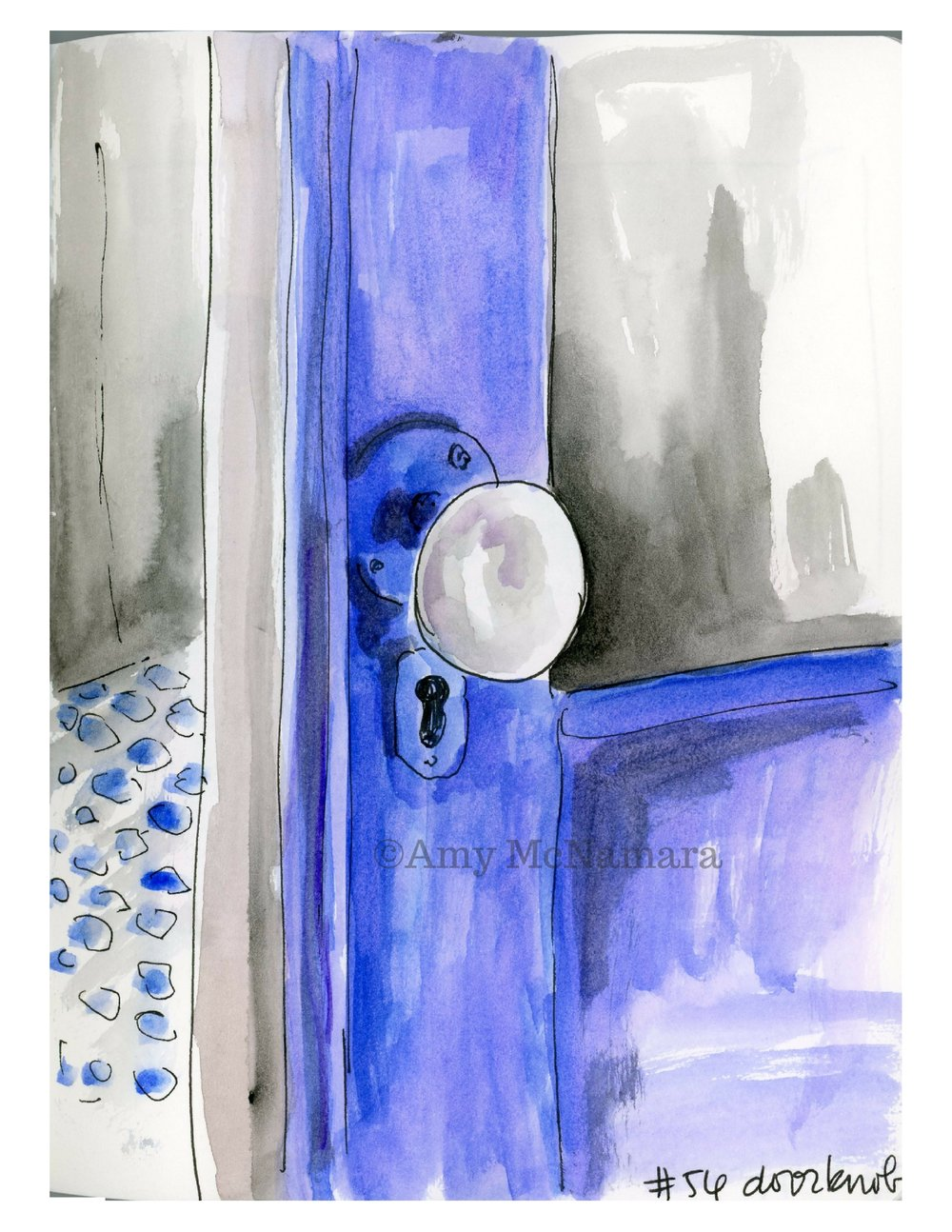 no.56 Doorknob