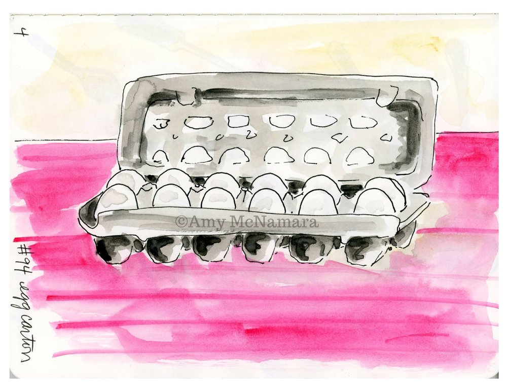 no.94 Egg Carton