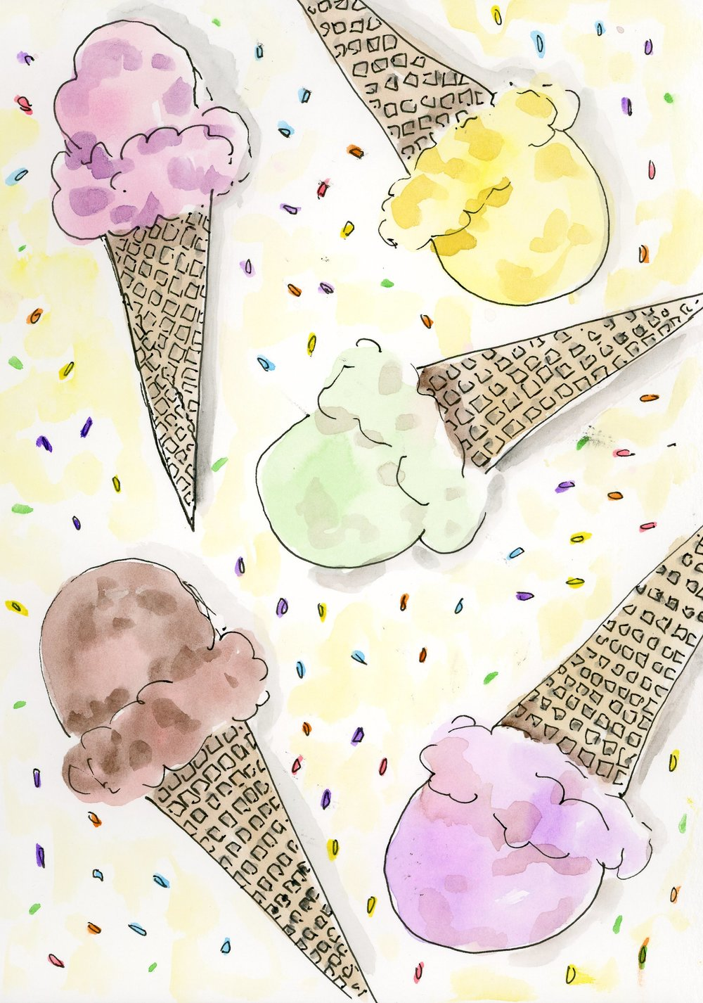 no. 172 Ice Cream