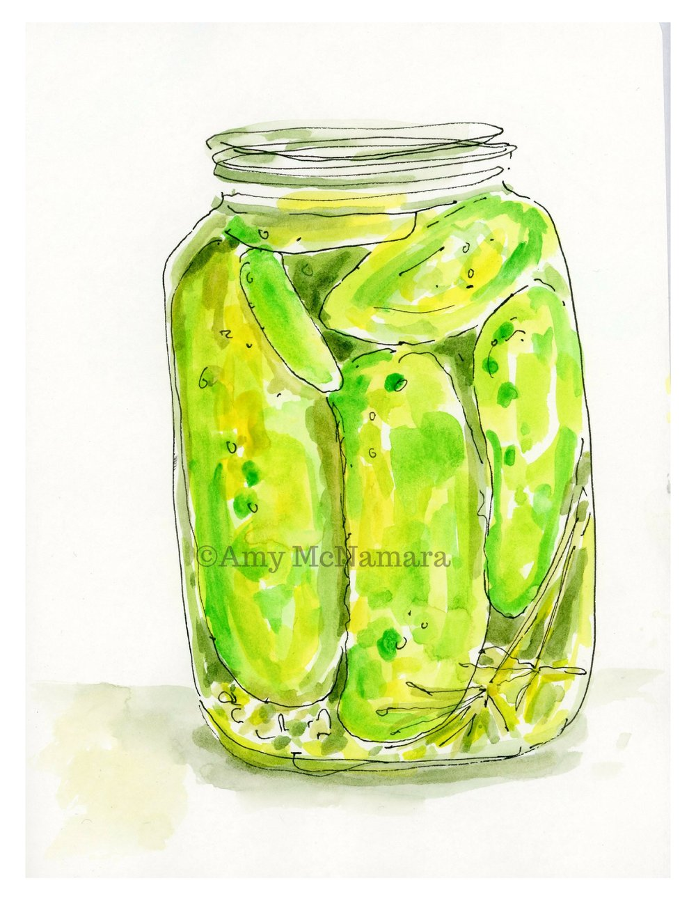 no. 128 Pickles