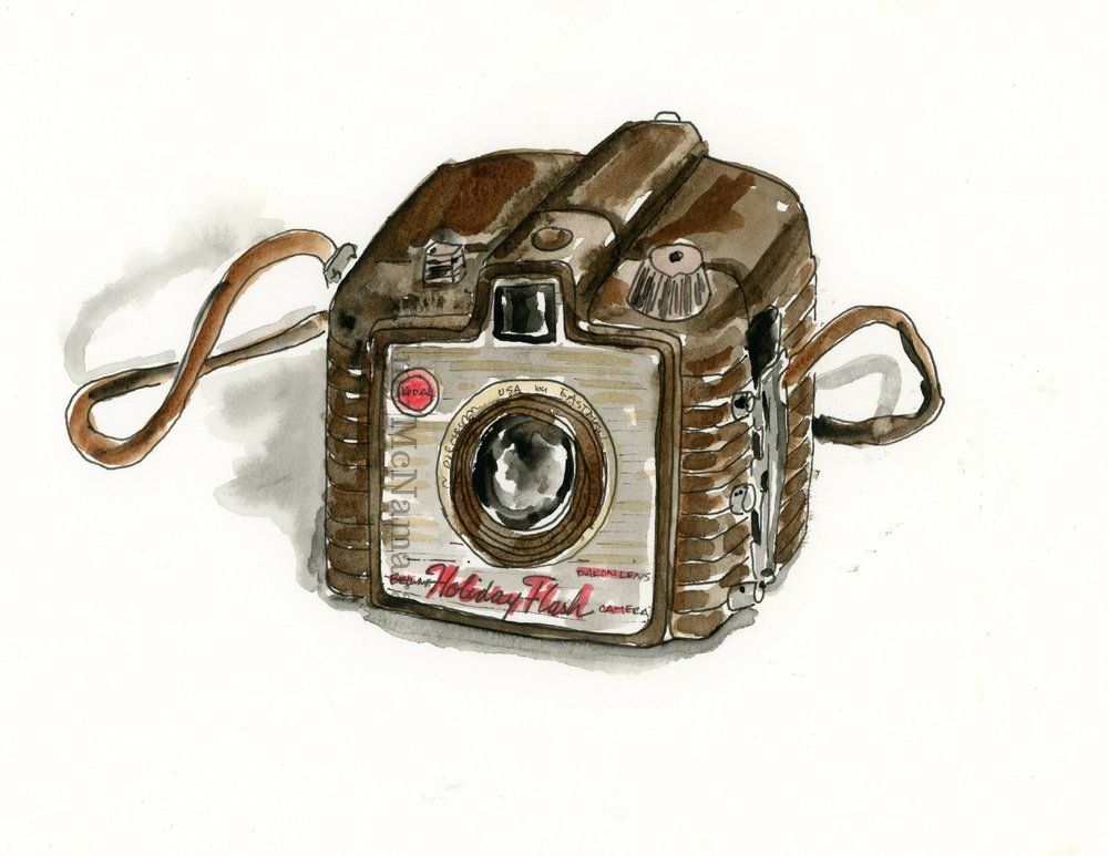 no. 217 Brownie Camera