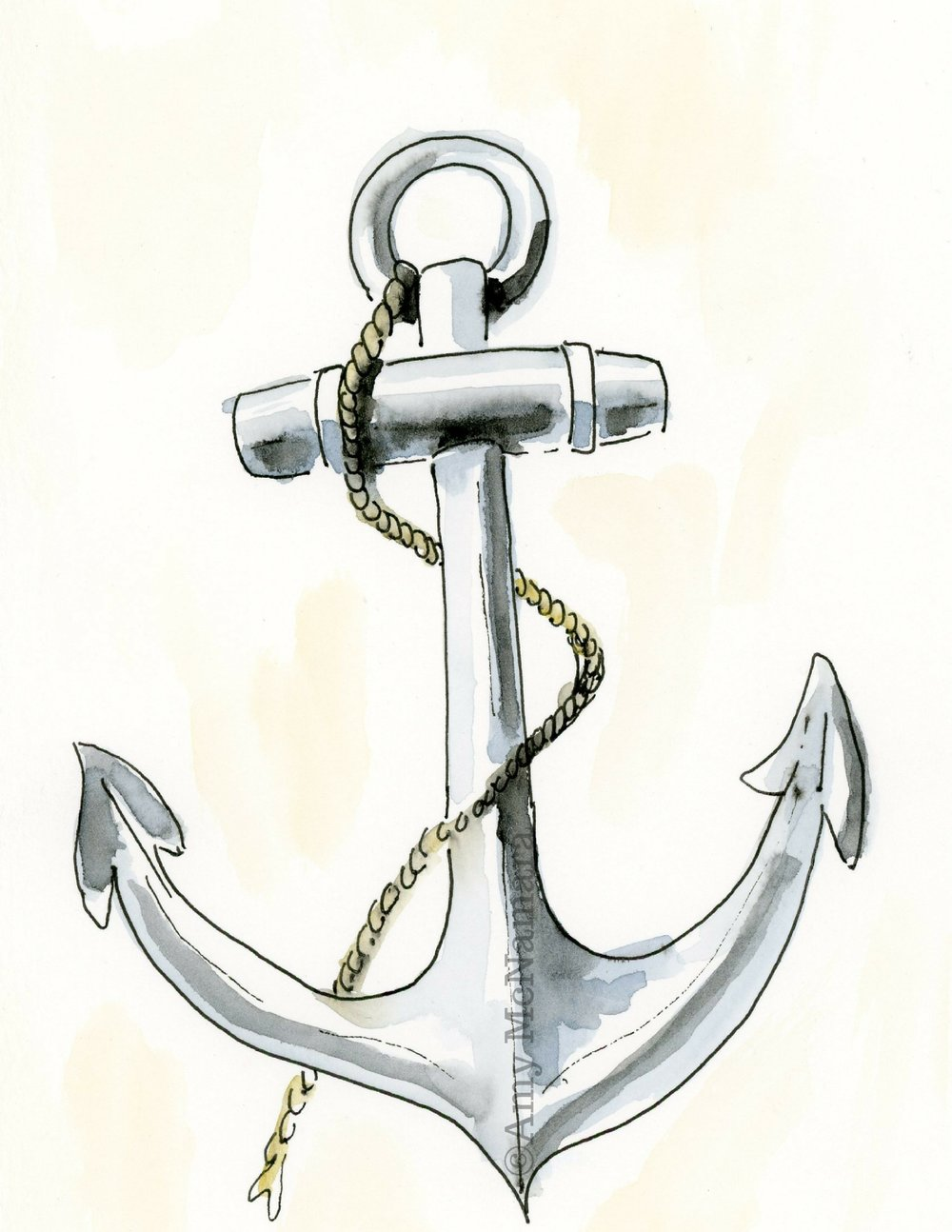 no. 268 Anchor